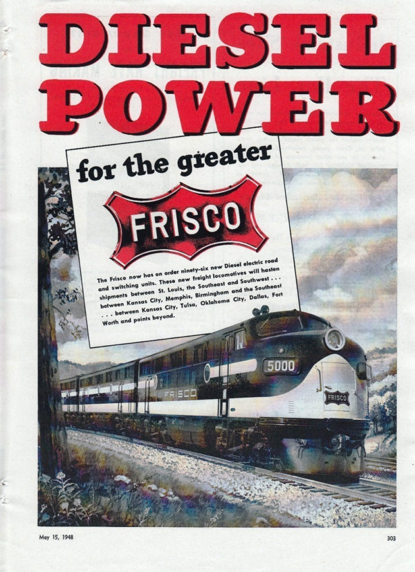 Diesel Power for the Greater Frisco
