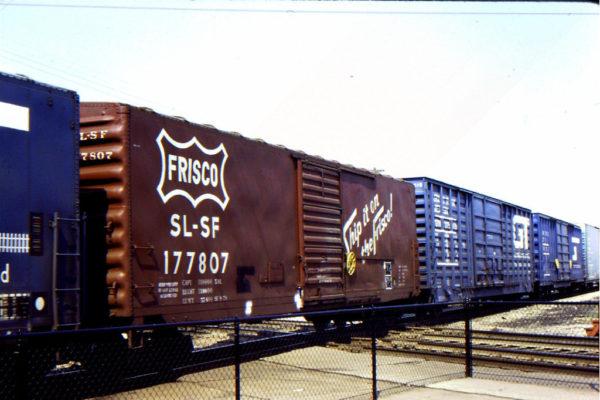 Frisco Boxcar 177807