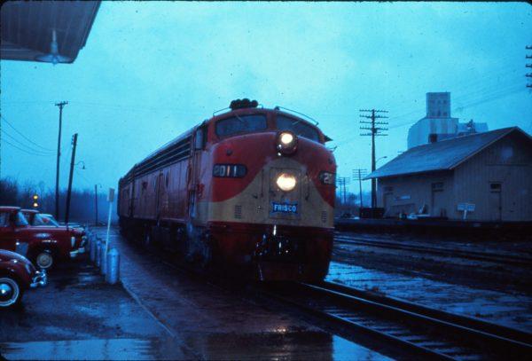 E8A 2011 at Paola, Kansas in March 1965 (EVDA Slides)
