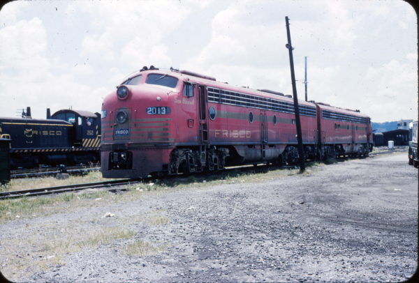 E8A 2013 (Sea Biscuit) at Birmingham, Alabama in July 1960