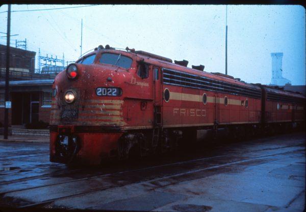 E8A 2022 (Champion) at Springfiled, Missouri in May 1965 (EVDA Slides)