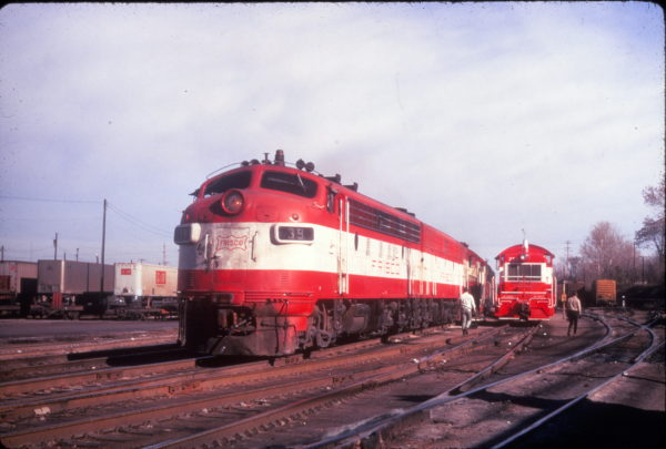 F7A 39 and NW2 253 (date and location unknown)
