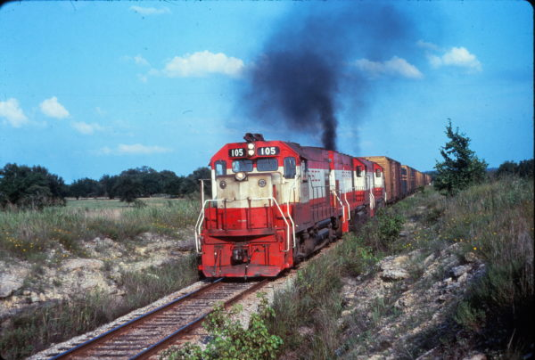 GP15-1 105 (date and location unknown) (EVDA Slides)