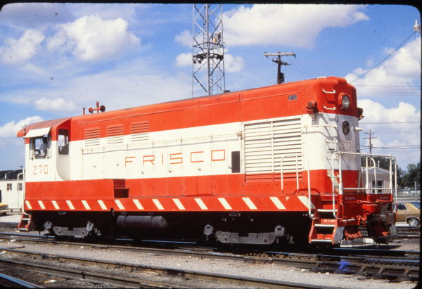H-10-44 270 at Tulsa, Oklahoma in June 1973 (Golden Spike Productions)