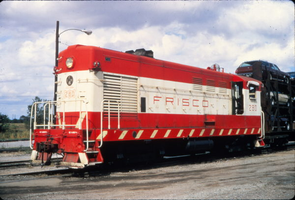 H10-44 280 at Oklahoma City, Oklahoma in September 1970 (Vernon Ryder)