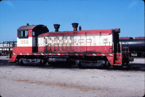 SW7 300 in the Kansas City area in September 1978 (George Cockle)