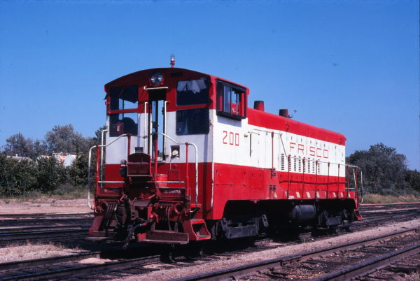 VO1000 200 at Springfield, Missouri in September 1978