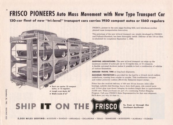 Frisco Pioneers Auto Mass Movementnt