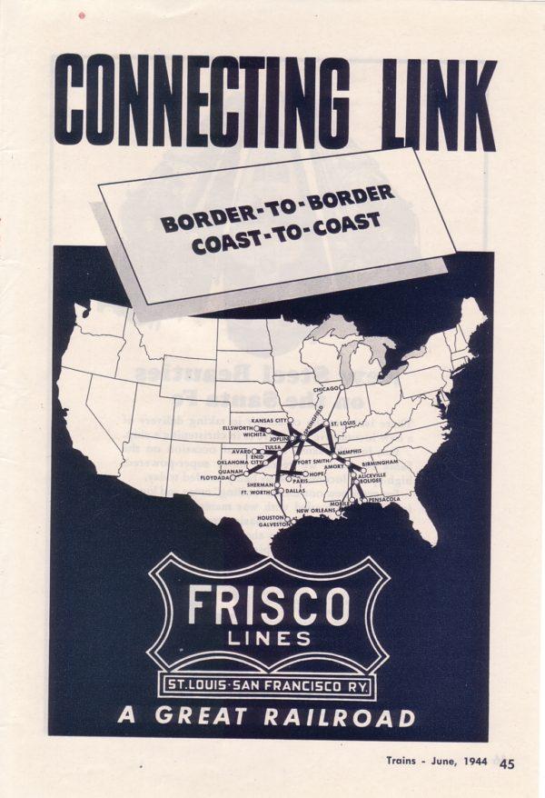 Connecting link - Border to border, coast to coast