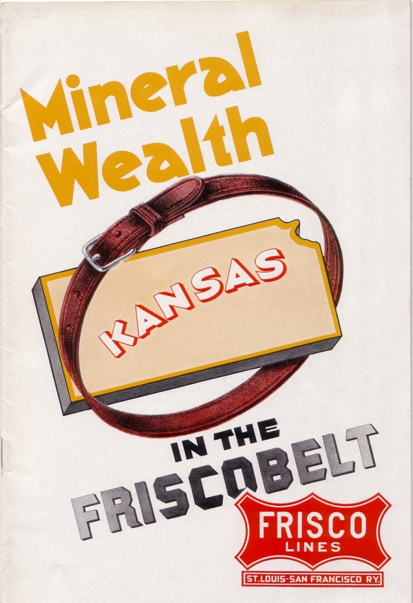 Kansas - Mineral Wealth in the Frisco Belt