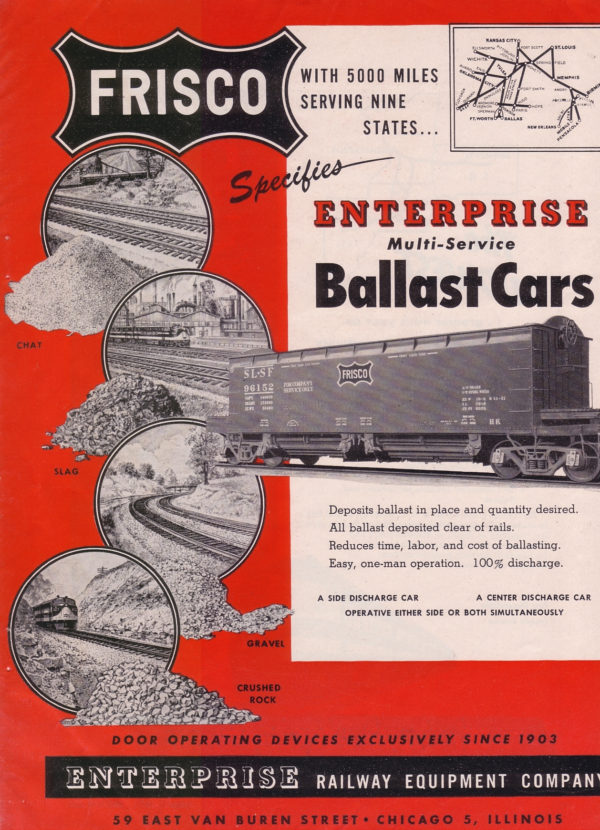 Enterprise Railway Equipment Company