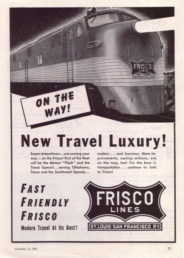 New Travel Luxury!