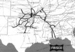 Frisco Routemap