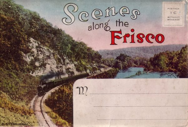 1913 - Scenes Along the Frisco