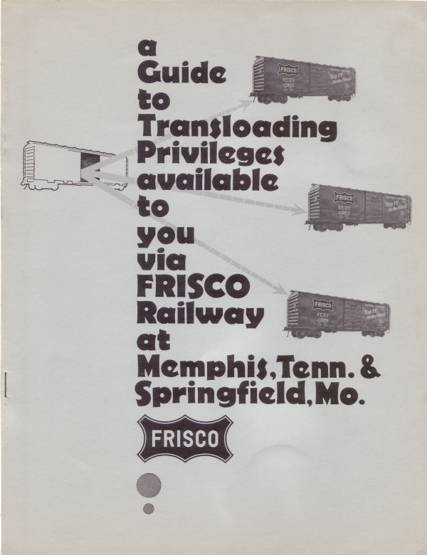 1959 - A Guide To Transloading Privileges