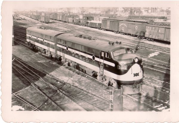 F3A 5015 with a B-Unit (date and location unknown)