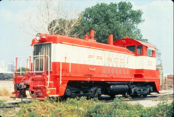 SW7 302 at Tulsa, Oklahoma in October 1978 (Vernon Ryder)