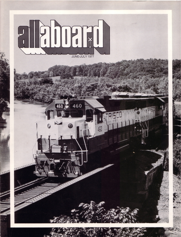 Frisco All Aboard Magazine - June/July 1977