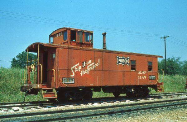 Caboose 1145 (date and location unknown)