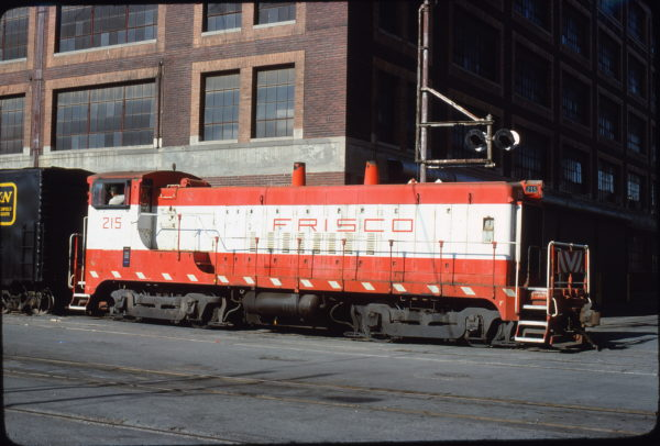 VO-1000 215 at Kansas City in September 1978 (James Herold)