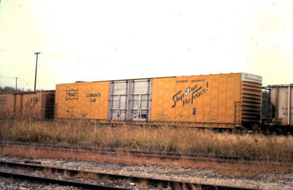 85' Boxcar 9120 (date and location unknown)
