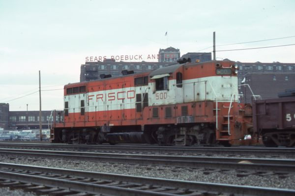 GP7 500 at Kansas City, Missouri in March 6, 1978 (Bill Bryant)