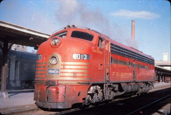E8A 2013 (Sea Biscuit) at Springfield, Missouri in November 1958 (Golden Spike Productions)