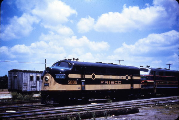 F3A 5008 at East Point, Georgia in June 1959
