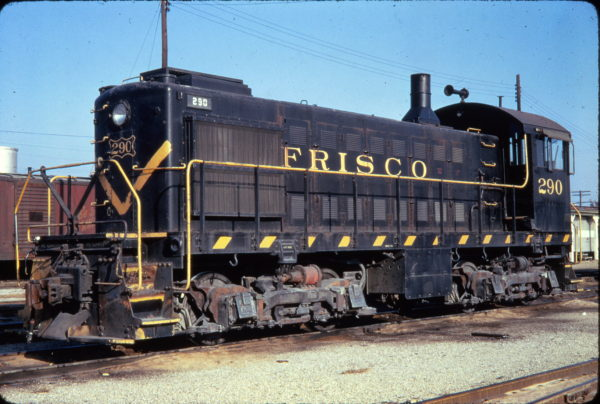 S-2 290 at Memphis, Tennessee in November 1966 (Golden Spike Productions)