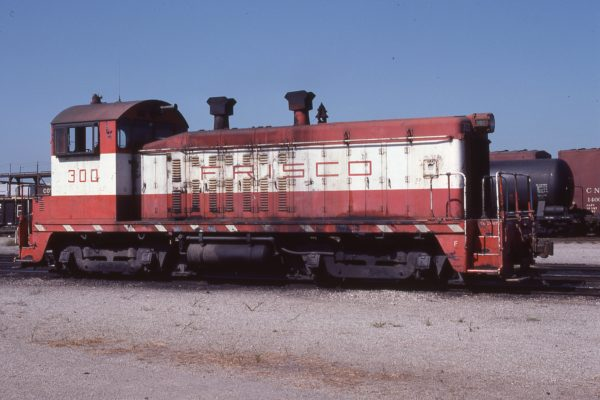 SW7 300 at Kansas City, Missouri in September 1978 (George Cockle)