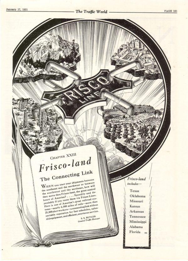 The Traffic World - January 17, 1931