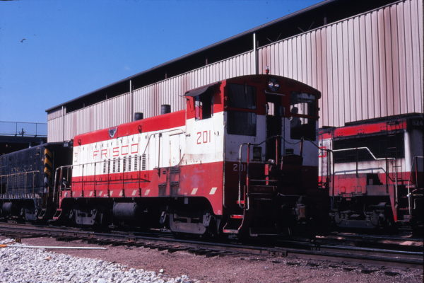 VO-1000 201 at Springfield, Missouri in September 1978