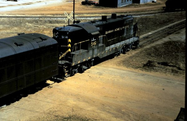 GP7 546 (date and location unknown)