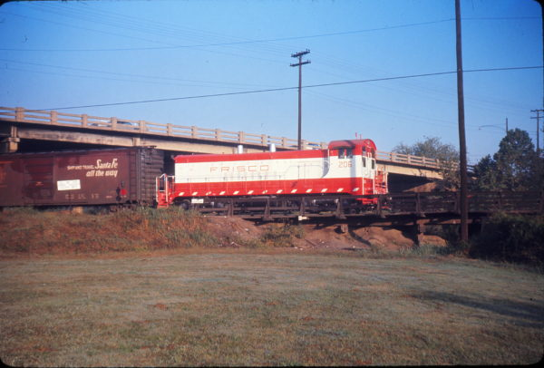 VO-1000m 206 Birmingham, AL in October 1967