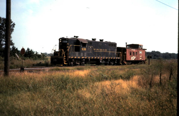 GP7 539 (date and location unknown)