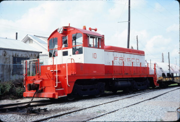 SW1 10 (location unknown) in May 1980