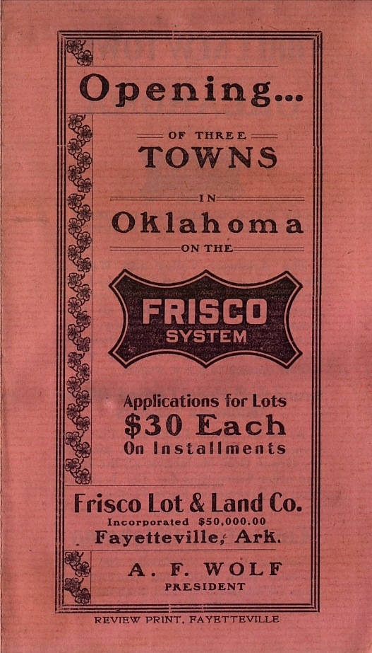 Frisco Lot and Land Company