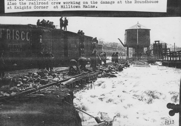 Milltown, Maine Flood of 1923
