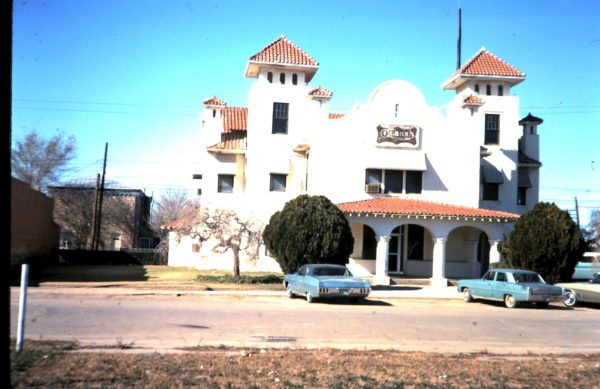 Quanah, Texas Depot (date unknown)