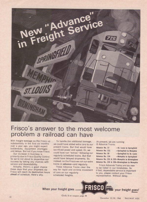 Railway Age - December 23, 1968