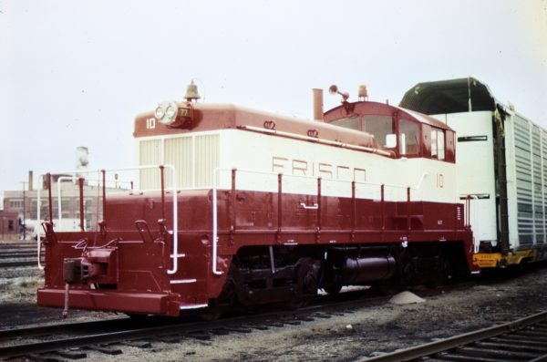 SW1 10 at Springfield, Missouri on April 15, 1979