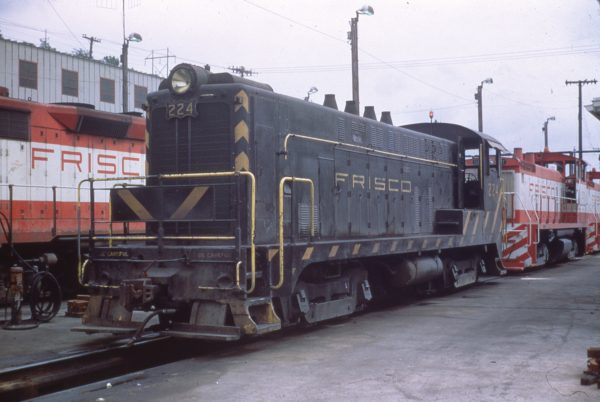 VO-1000 224 at Kansas City, Missouri on May 28, 1970