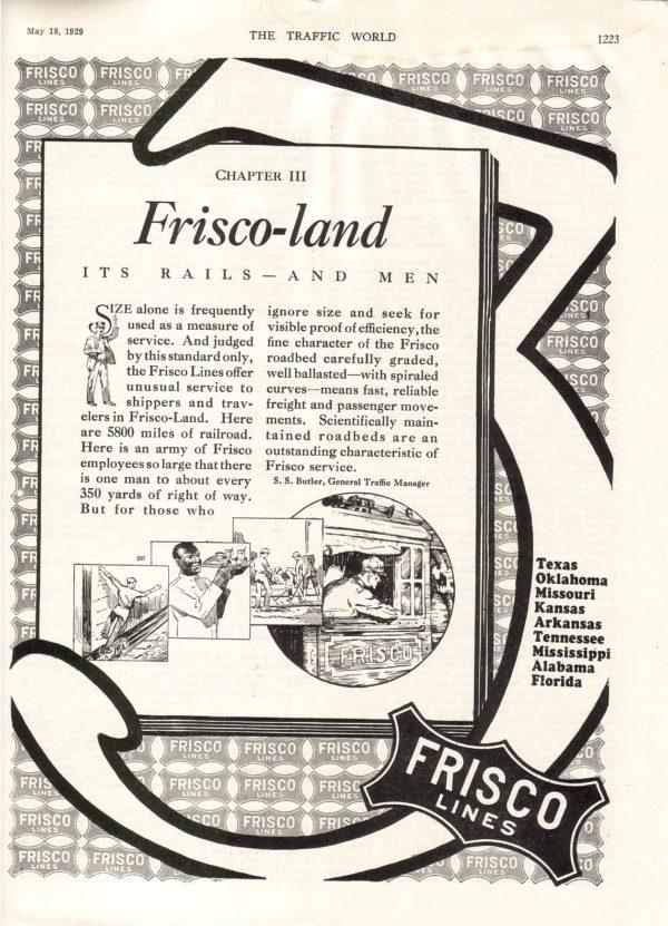 Traffic World - May 18, 1929