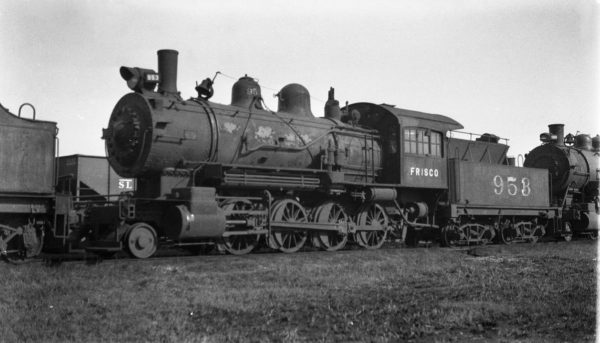 2-8-0 953 at Birmingham, Alabama (date unknown)