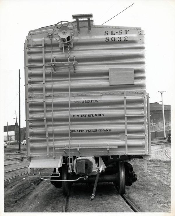 Boxcar 8032