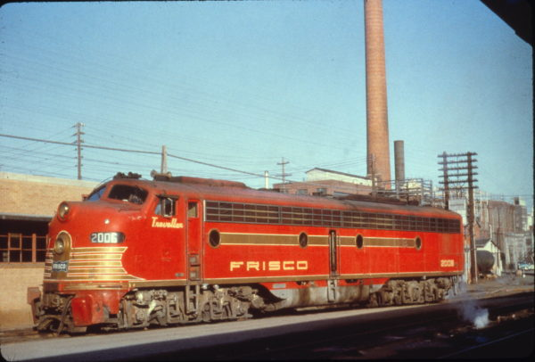 E8A 2006 (Traveller) at Springfield, Missouri in October 1959 (Al Chione)