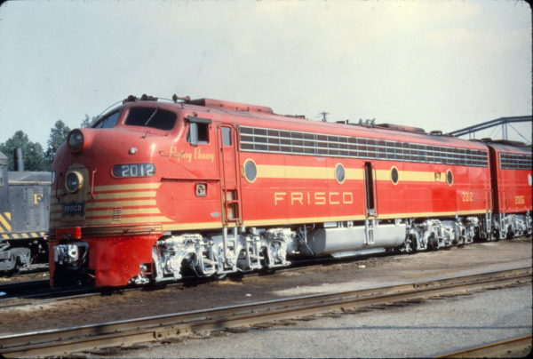 E8A 2012 (Flying Ebony) at St. Louis, Missouri in June 1964 (Al Chione)