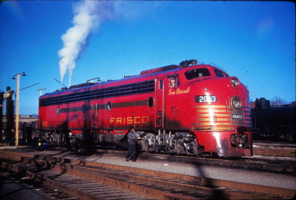 E8A 2013 (Sea Biscuit) at St. Louis, Missouri on February 28, 1959