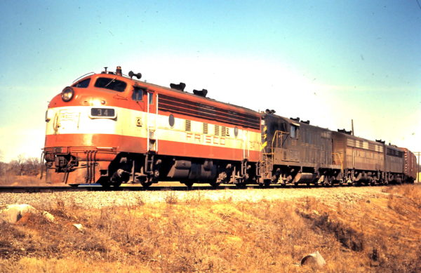 F7A 34 and GP7 512 (date and location unknown)