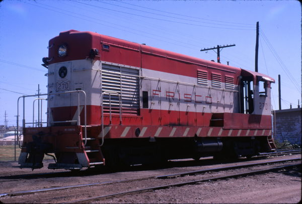 H-10-44 270 at Tulsa, Oklahoma on June 27, 1971 (Jim Wilson)